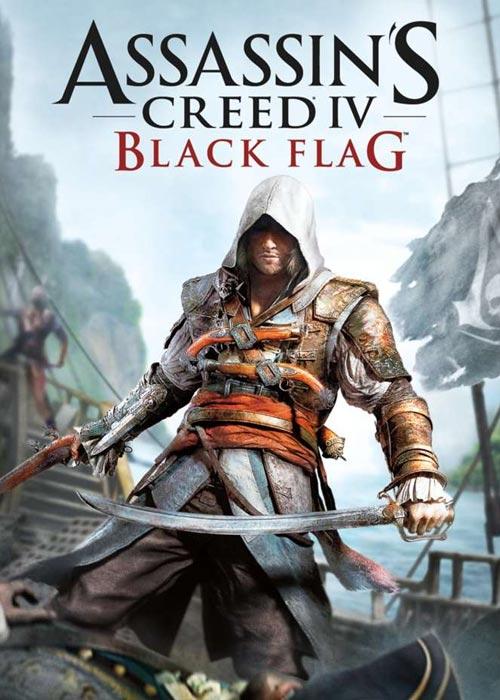 Assassins Creed Black Flag met Promo Code voor €4.20 @ scdkey.com