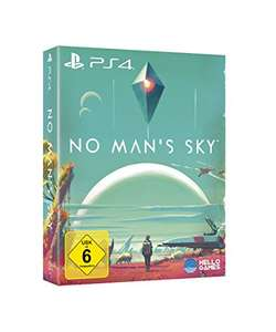 No Man's Sky- Limited Edition (PS4)voor €23,50 @ Amazon.de WHD