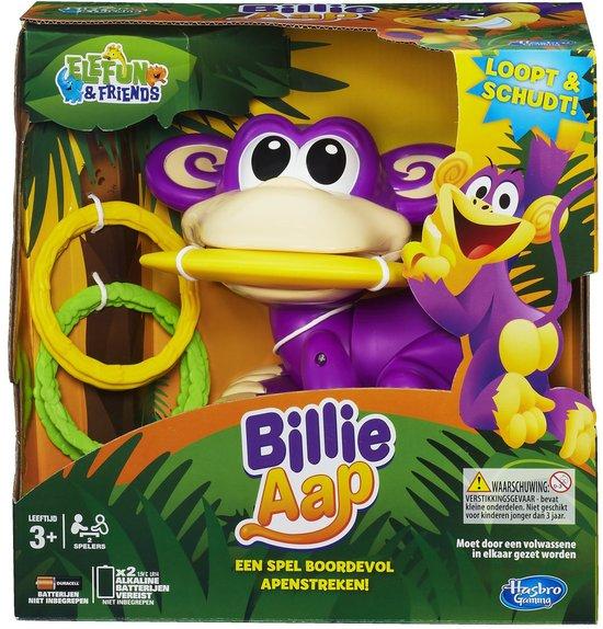 Billie Aap kinderspel voor €15,29 @ Bol.com Plaza