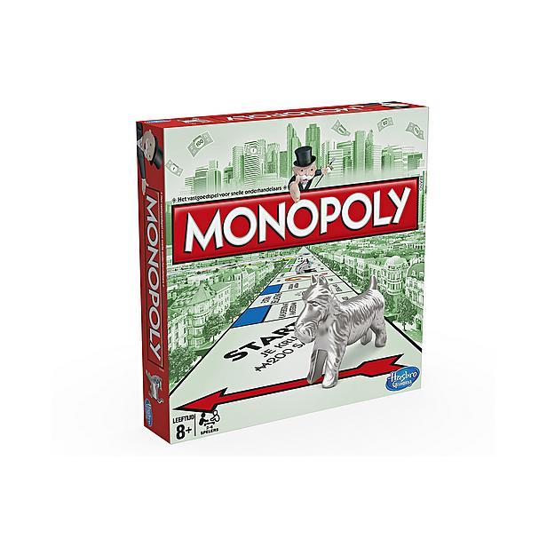 Hasbro Monopoly voor €20,10 @ Wehkamp