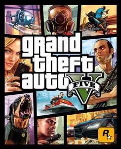 Grand Theft Auto V - PS4/XBO [Amazon.de] voor €30,48