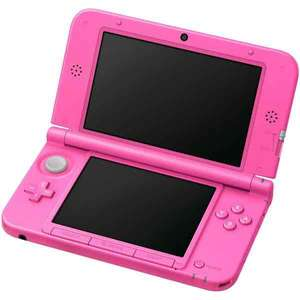 Nintendo 3 DS XL roze