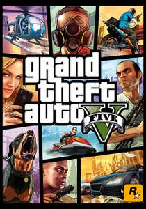 Grand Theft Auto V (PC - Rockstar Social Club Key) - Gamesplanet.com