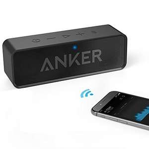 Anker SoundCore mobiele Bluetooth 4.0 luidspreker, accu-gebruiksduur van 24 uur 35,99 @ Amazon.de