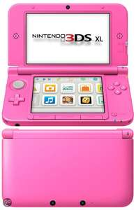 Nintendo 3DS XL Roze [Amazon.de] voor €101,65
