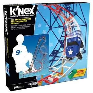 K'NEX All Star Adventure achtbaan €33 @ Intertoys