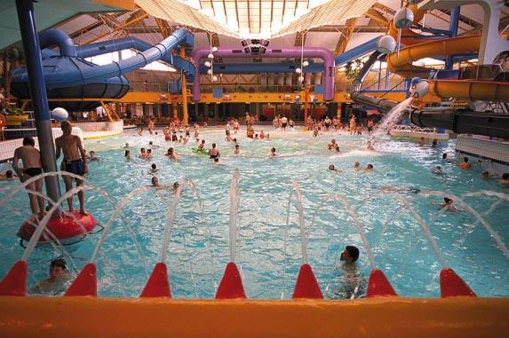Twee kaartjes voor de prijs van één door kortingsbon @ Zwemcentrum Tongelreep