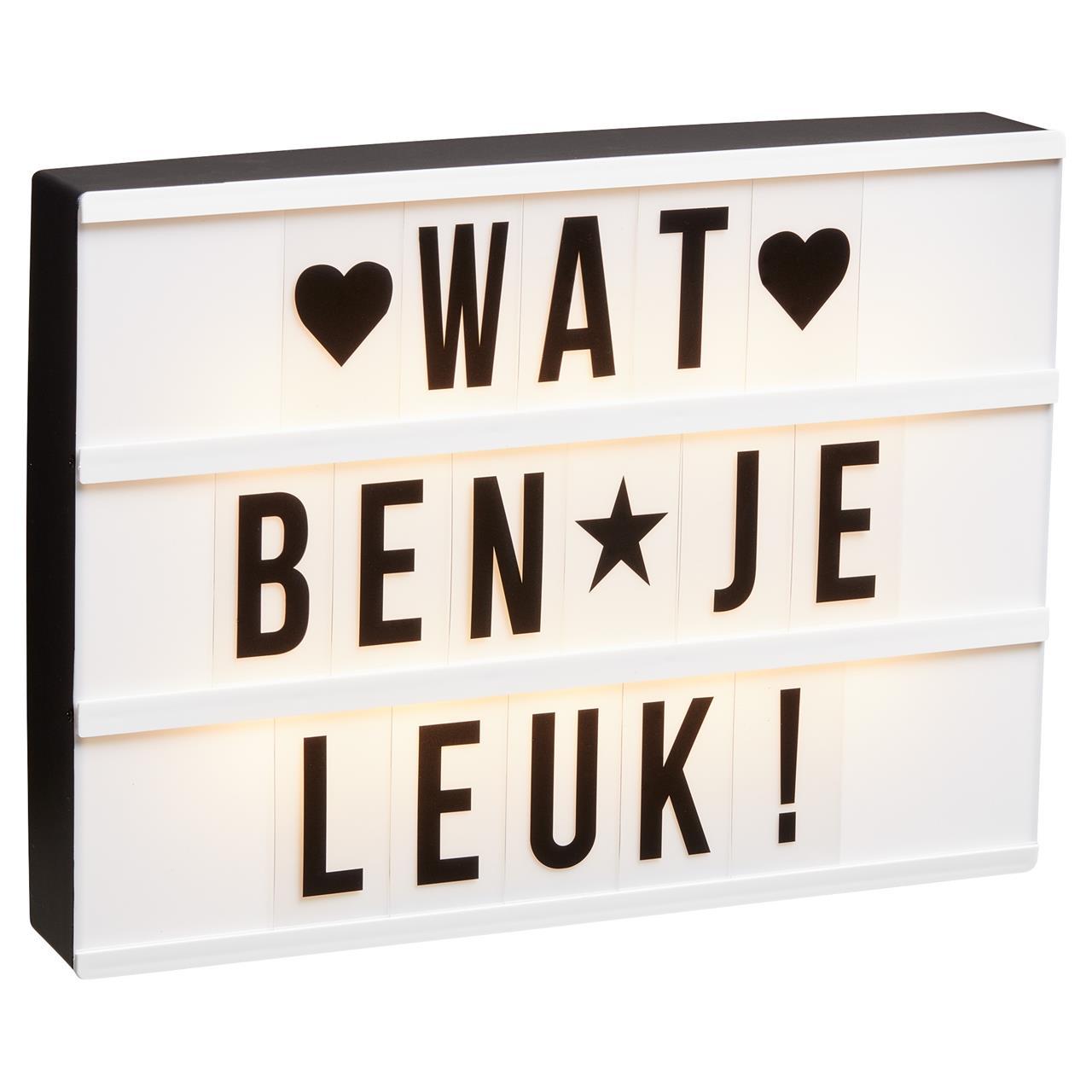 [UPDATE] Lightbox: €13 @ Kwantum