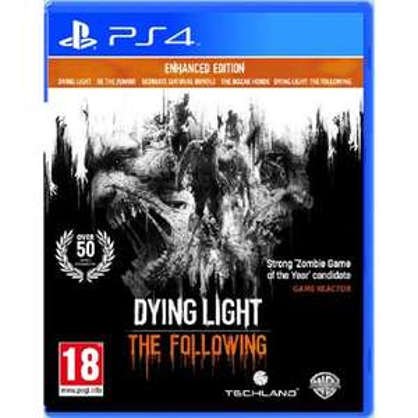 Dying Light: The Following Enhanced Edition (PS4) voor maar €20,- bij Bart Smit