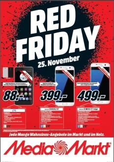 [UPDATE] [Black Friday] Samsung Galaxy S7 €399 / S7 Edge  €499 @ Media Markt Duitsland / 1+1 gratis @ Samsung shop