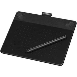 Wacom Intuos Art Pen & Touch Tablet S voor €20 @ Informatique