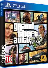 [Black Friday] PS4/XBONE Grand Theft Auto 5 + $2.5m in game dollars voor €32.26@ ShopTo