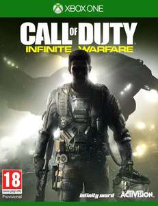 Call of Duty - Infinite Warfare (PS4/One) voor €32,98 @ Game Mania