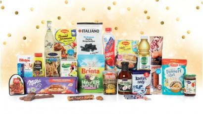 Veronica Feestdagen Boodschappenpakket