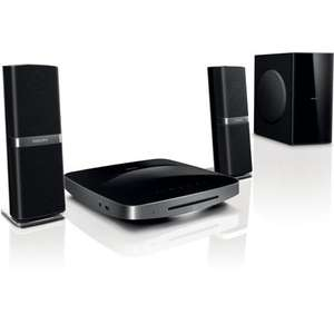Philips HTB7250/12 2.1 Home cinema set  voor € 349,- @ Coolblue /  Media Markt