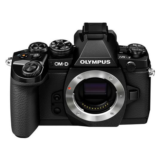 Olympus OM-D E-M1 Body Zwart @ Kamera-express