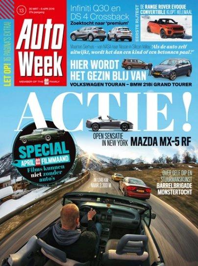 AutoWeek 4 Weken voor €4 + krijg €10 Shoptegoed @ 123tijdschrift
