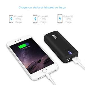 5200mAh Power Bank voor €3,99 @ Amazon met boekentruc
