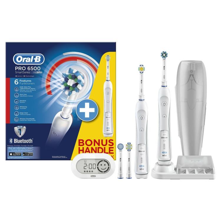 Oral B 6500 electrische tandenborstel plus extra body € 87.60 @ Amazon.de