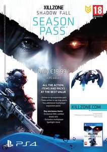 Killzone: Shadow Fall Season Pass (PS4) voor € 7,48 @ Bol.com