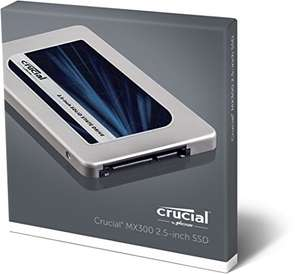 "[Cyber Monday] Crucial MX300 2,5"" 525GB SSD voor €98,69 @ Amazon.it"