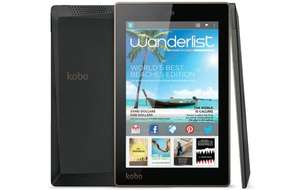 Kobo Arc7 HD 16GB Android Tablet voor €97,49 @ Bol.com