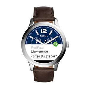 [Cyber Monday] Fossil Q Founder smartwatch voor €146,45 @ Amazon.fr