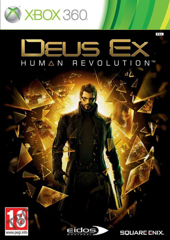 [Cyber Monday] Deus Ex: Human Revolution (360) voor €5,99 @ Coolshop