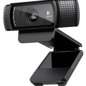 Logitech C920 HD pro webcam @ Amazon.co.uk