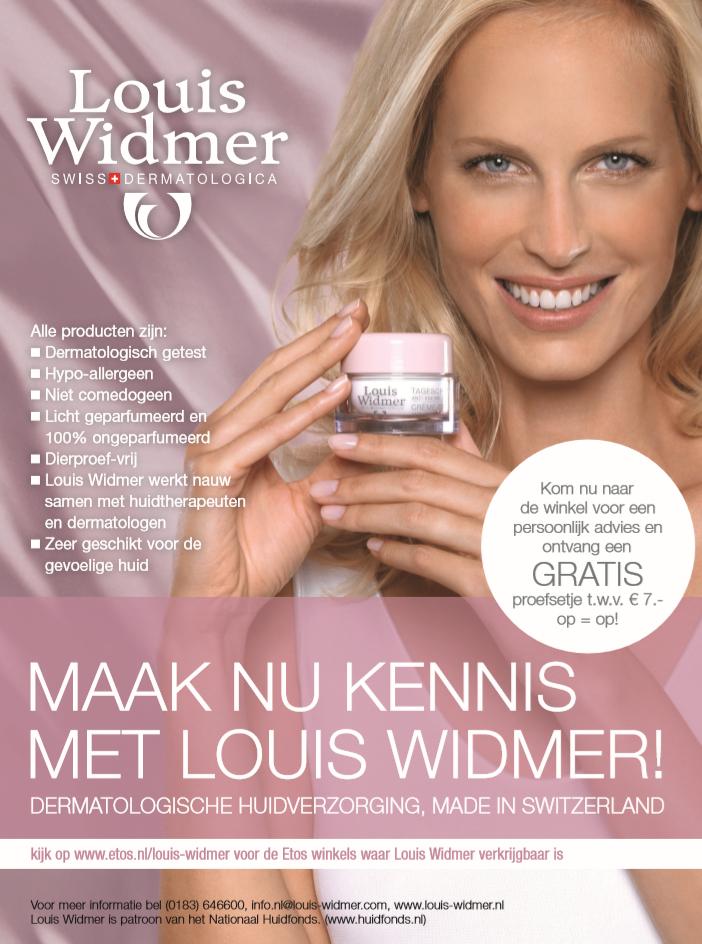Gratis Proefsetje Louis Widmer t.w.v. € 7,- @ Etos winkels