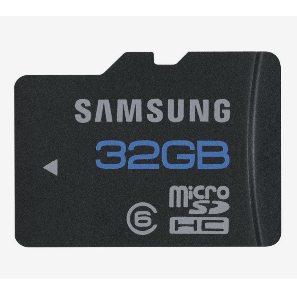 Samsung 32GB Class 6 micro SDHC-kaart voor €9,95 @ Foka