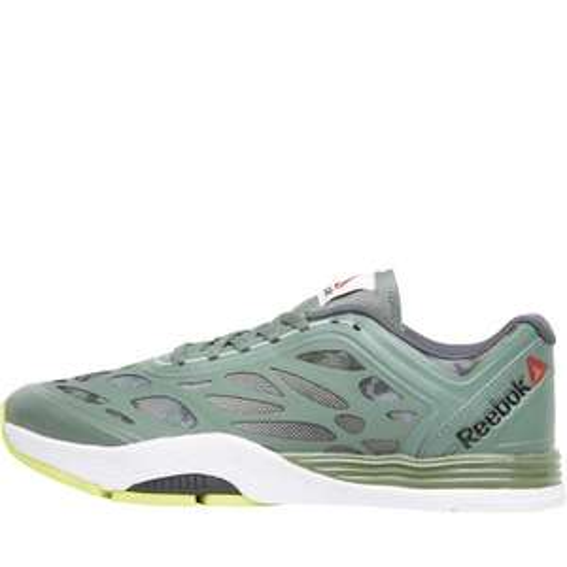 Reebok Dames Cardio Ultra y Dk SageSolar Sneakers €21,95 @ MandM Direct
