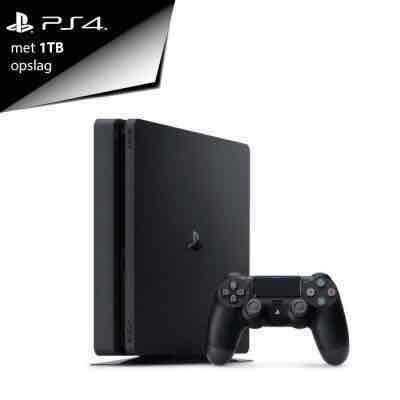 PlayStation 1Tb €265,- bij Neckermann.com