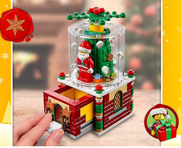 Gratis LEGO® sneeuwbol (40223) bij aankoop vanaf €65 @ Lego.com
