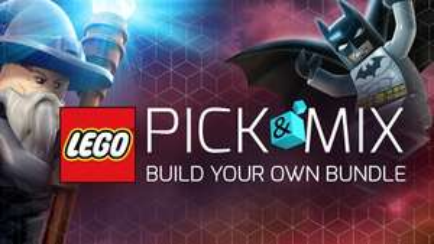Lego Pick & Mix bundle Steam keys bij Bundlestars