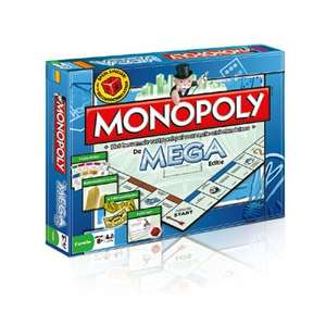 Monopoly Mega nu voor €29 @ Intertoys