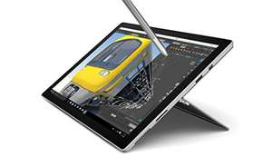 Microsoft Surface Pro 4 (Core i5, 4GB, 128GB) €803,11 inc. verzending @ Amazon.fr