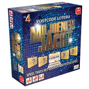 Jumbo Miljoenenjacht nu €11 @ Intertoys / Bart Smit