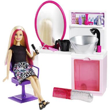 Barbie schoonheidssalon met barbie nu €21 @ Bart Smit