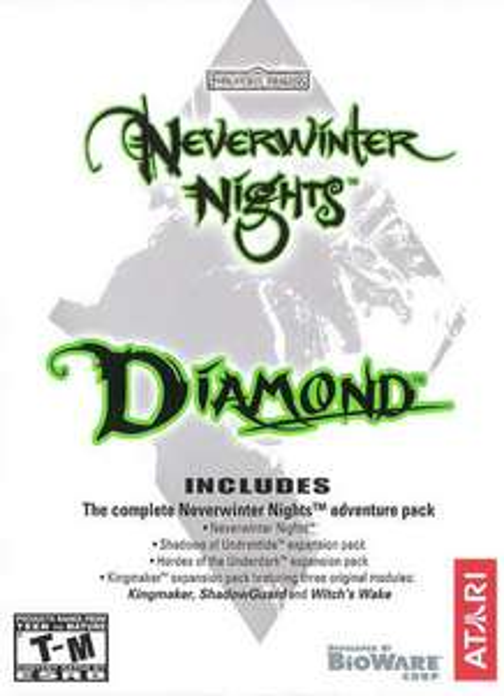 Gratis game Neverwinter Nights  Diamond @ GOG