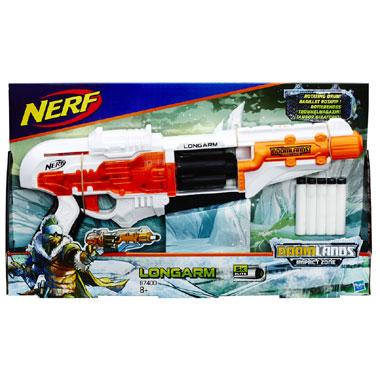 NERF N-Strike Elite Doomlands Longarm blaster nu €14,98 @ Bart Smit