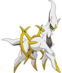 Pokémon Arceus gratis download (nog een kans)