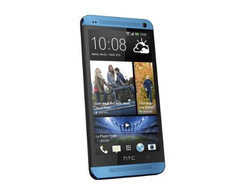HTC One M7 32GB (Blauw) voor € 308,20 @ Amazon.fr
