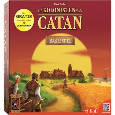 De Kolonisten van Catan: Incl Oliebronnen voor €40,99 @ Bart Smit