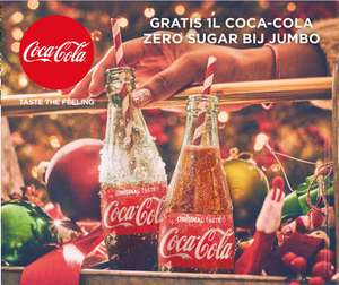 [UPDATE] Probeer nu Gratis Coca-Cola Zero @ Jumbo