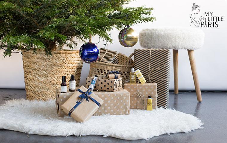 Gratis L'Occitane kerstbal met inhoud bij elke aankoop