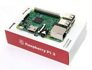 Raspberry Pi 3 Model B [Ebay.de] voor €28,89