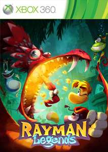 Rayman Legends Xbox 360 game (download) voor €12