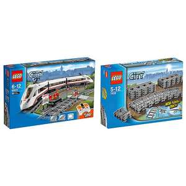 lego trein voor €85 @ wehkamp