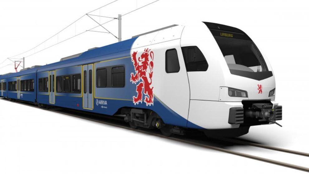 Gratis reizen in Limburg op zondag 11, 18 en 25 december @ Arriva